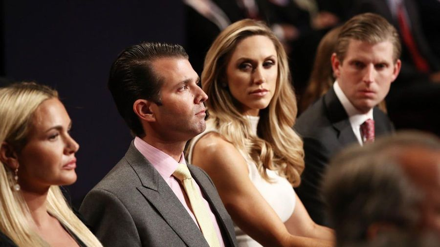 Tên tuổi đang lên, con trai và con dâu TT Trump có vào chính trường?