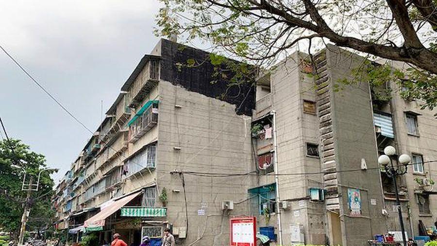 TP Hồ Chí Minh: Cư xá Thanh Đa được gia hạn xây dựng lại sau năm 2020