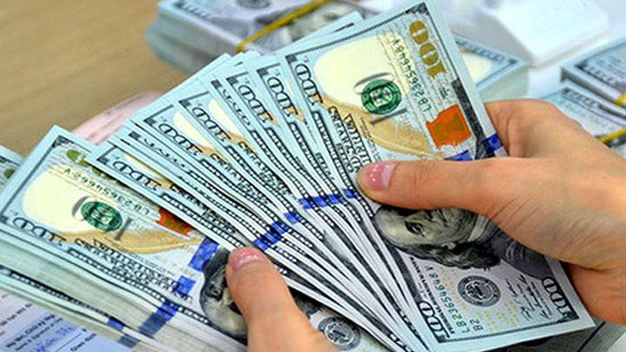 Tỷ giá trung tâm ổn định, giá trao đổi USD tăng