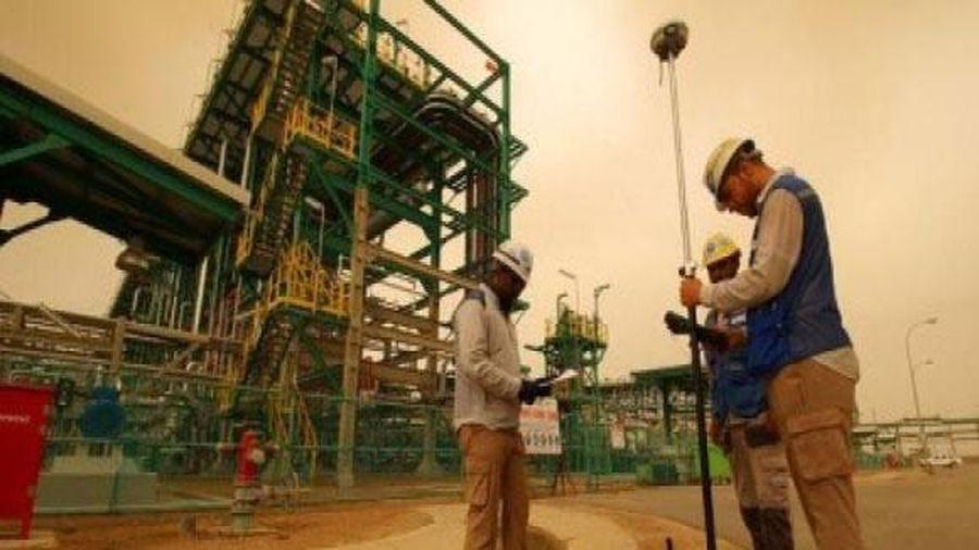 Giá dầu giảm nhẹ khi số liệu tồn kho dầu của Mỹ làm lu mờ lạc quan thương mại