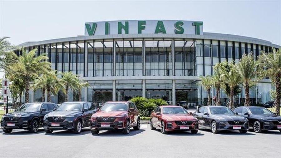 VinFast bất ngờ công bố bảng cơ cấu giá xe VinFast