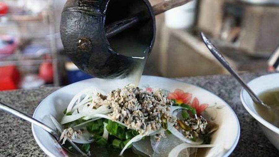 Đậm đà món don Quảng Ngãi