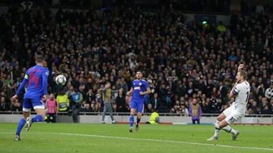 Tottenham lội ngược dòng trước Olympiakos để giành vé đi tiếp