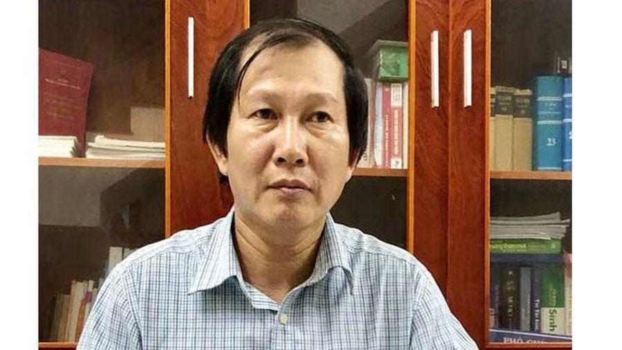 Nguyên Phó Bí thư huyện Nghĩa Hành đề nghị bảo vệ tính mạng bản thân, gia đình
