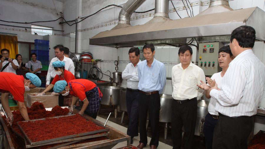 Từ ngày 15-12, lập nhiều đoàn thanh tra các nhóm sản phẩm tiêu thụ dịp tết