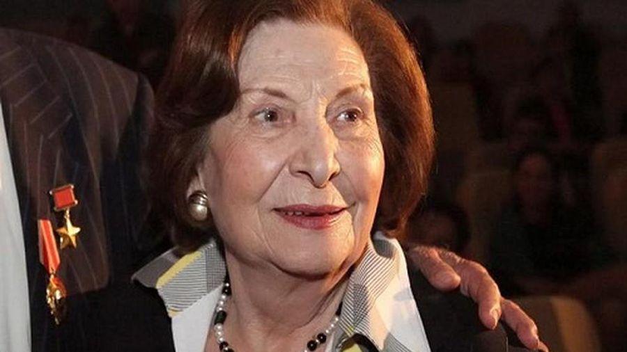 Cuộc đời nữ điệp viên huyền thoại của Liên Xô vừa qua đời