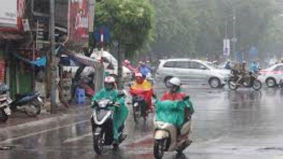 Thời tiết 27/11: Mưa lớn trên diện rộng ở Trung bộ