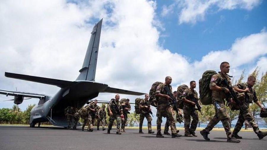 Pháp tăng cường hiện diện quân sự tại Trung Đông do 'sự suy yếu' của Mỹ