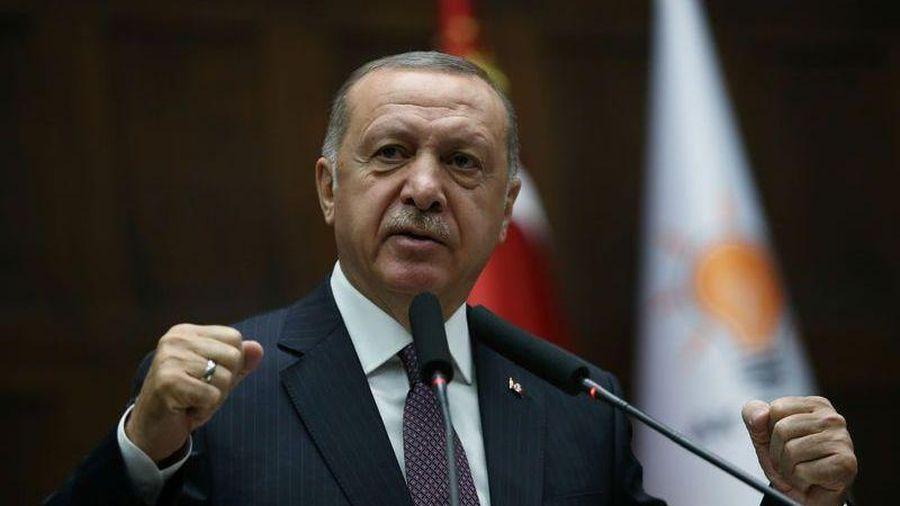 Tổng thống Thổ Nhĩ Kỳ kêu gọi người dân thể hiện chủ nghĩa dân tộc, tẩy chay đồng USD