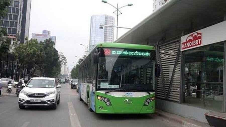 Hà Nội: Khắc phục tồn tại, hạn chế khu vực nhà chờ xe buýt