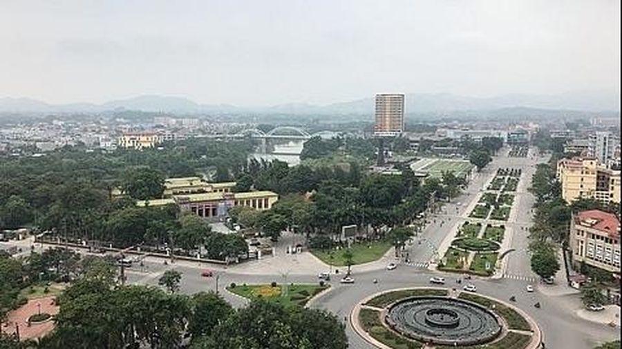 Thành phố Thái Nguyên hướng tới mục tiêu phát triển đô thị văn minh, hiện đại