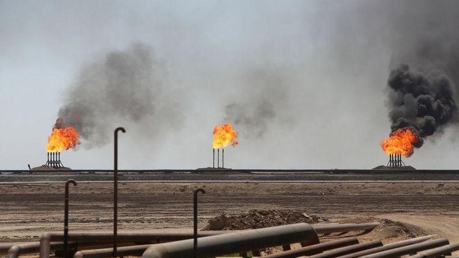 Giá dầu tăng nhẹ sau những thông tin lạc quan