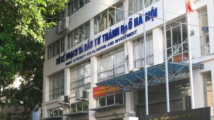 Vì sao hàng loạt cán bộ Sở KH&ĐT Hà Nội bị đề nghị kỷ luật?