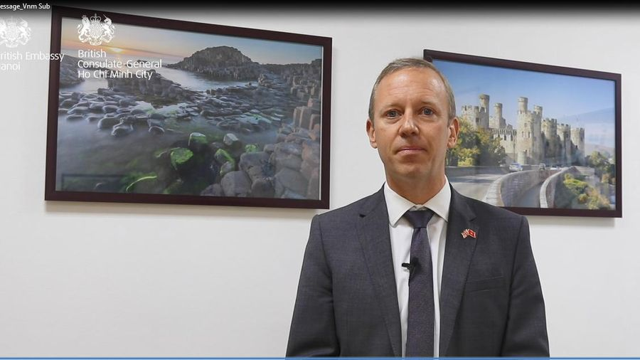 Thông điệp tiếp theo của Đại sứ Anh về vụ 39 người Việt thiệt mạng tại Essex