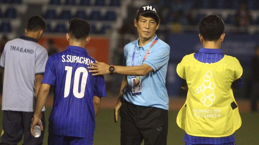 Báo Thái Lan chỉ ra nguyên nhân đội bóng của ông Nishino thua trận