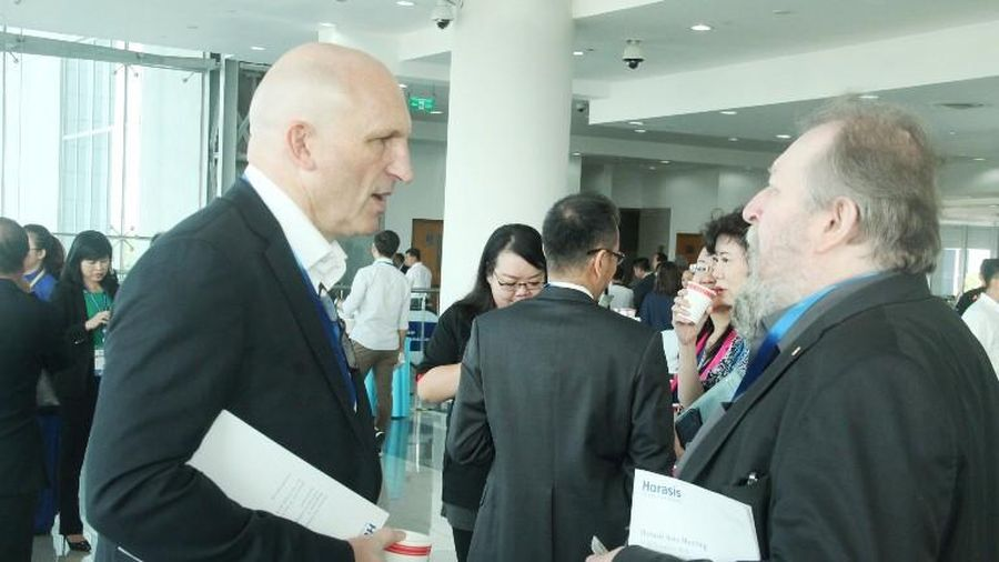 Khách quốc tế khen cà phê VN ngon tại Diễn đàn Horasis-Bình Dương