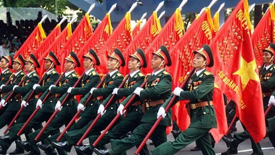 Cơ cấu tổ chức của Lục quân Quân đội Nhân dân Việt Nam