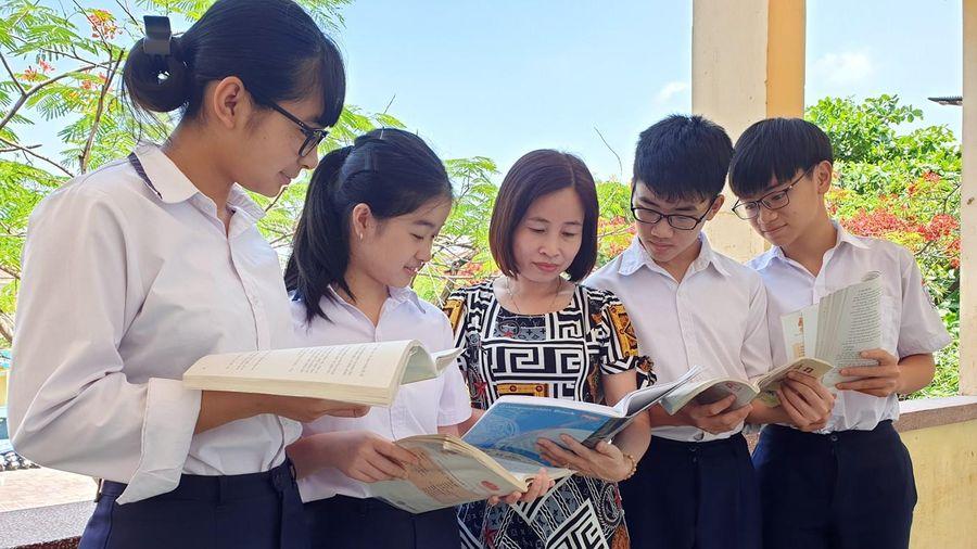 Cô giáo Cao Minh Hà chia sẻ 'võ' để làm chủ nhiệm tốt