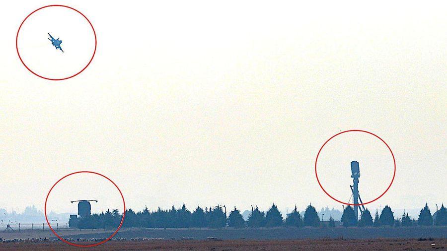 Video Thổ Nhĩ Kỳ dùng F-16 Mỹ làm 'bia' thử nghiệm cho S-400 Nga