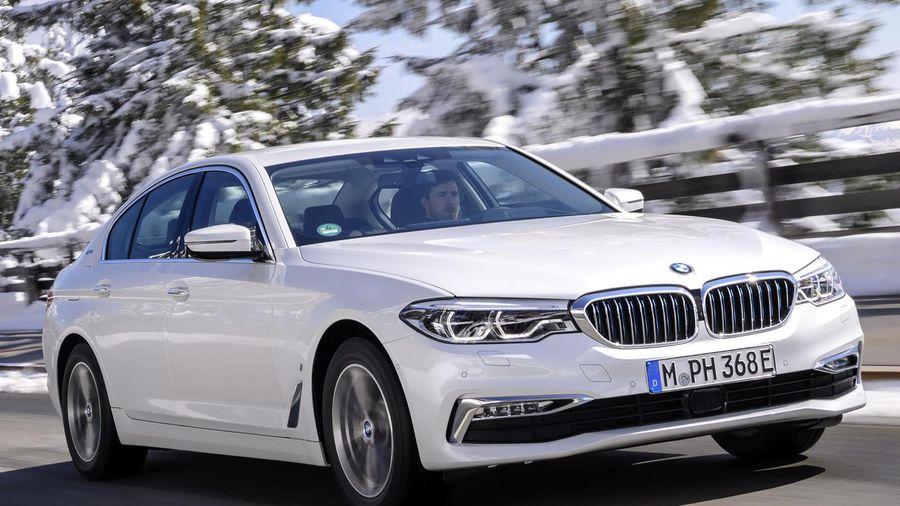 Hãng BMW bị tố ăn cắp công nghệ ô tô
