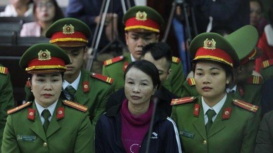 Đang xử mẹ nữ sinh giao gà và đồng phạm tại Điện Biên