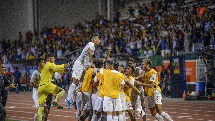Trực tiếp U22 Myanmar vs U22 Philippines: Khốc liệt