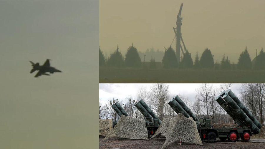 Thổ Nhĩ Kỳ thử hệ thống tên lửa S-400 Nga bằng chiến cơ F-16 Mỹ