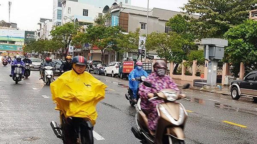 Hôm nay 27/11, từ Quảng Bình đến Quảng Nam có mưa vừa, mưa to