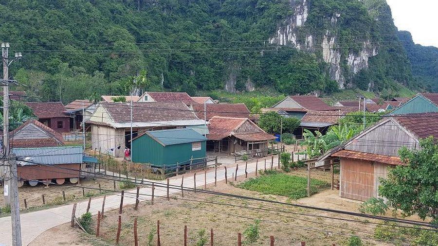 Quảng Bình: Đảng bộ và nhân dân xã Tân Hóa quyết tâm về đích nông thôn mới