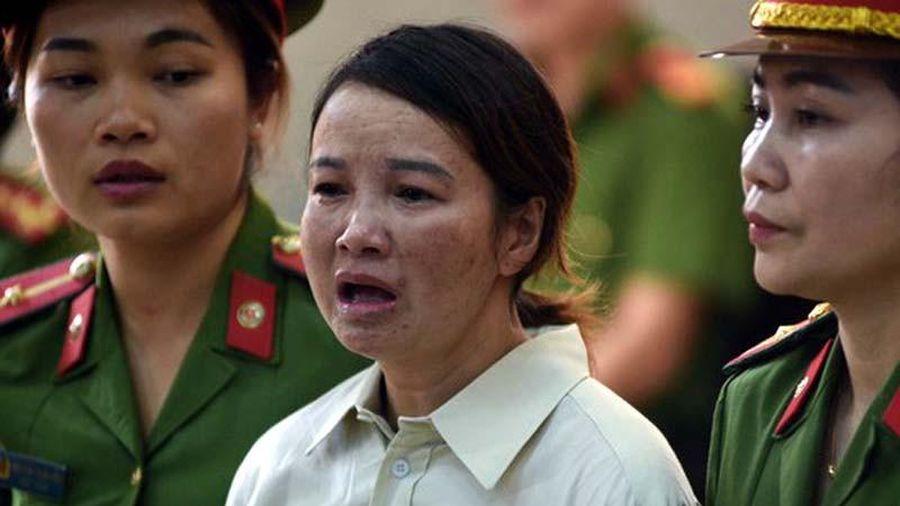 Mẹ nữ sinh giao gà bị đề nghị mức án 20 năm tù