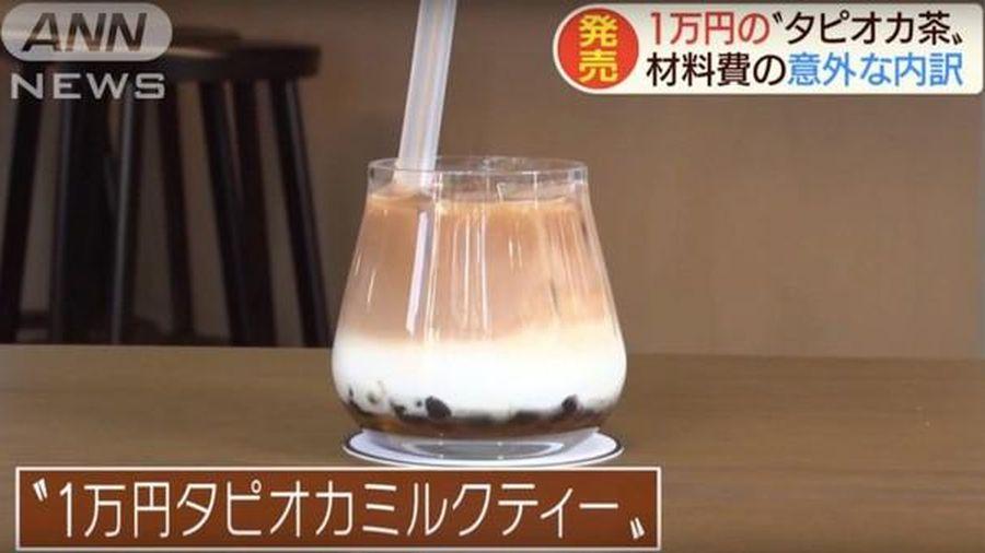 Cốc trà sữa giá 2 triệu đồng có gì lạ?