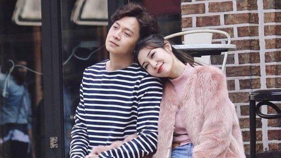 Bị fan nhắc đến tình cũ Khổng Tú Quỳnh, Ngô Kiến Huy lập tức đáp lại cực khéo léo