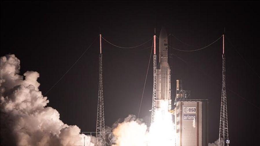 Ai Cập phóng thành công vệ tinh viễn thông đầu tiên