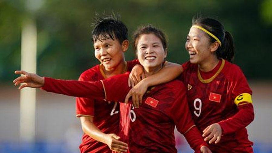 HLV Mai Đức Chung lý giải bàn thua của ĐT nữ Việt Nam