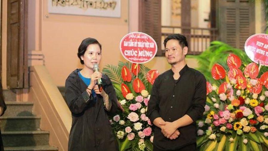 'Xuống phố' cùng họa sĩ Phạm Bình Chương