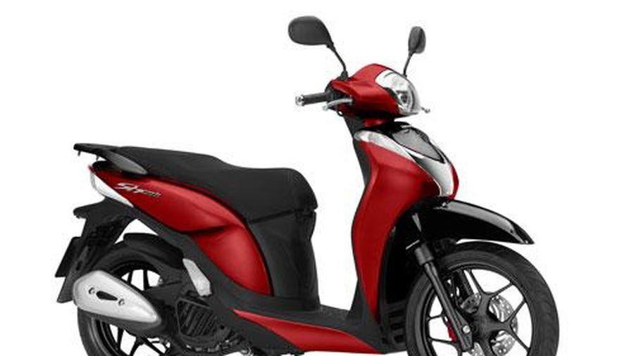 Cập nhật bảng giá xe Honda SH Mode mới nhất tại đại lý