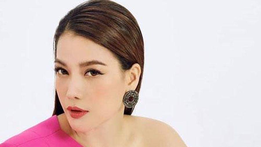 U50 Trương Ngọc Ánh khoe vóc dáng gợi cảm