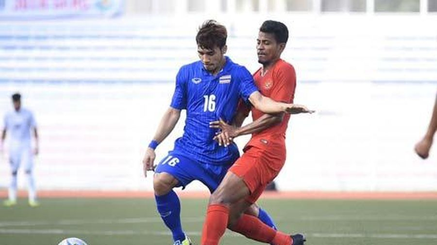 HLV Thái Lan có động thái lạ trước trận thứ 2 ở SEA Games 30