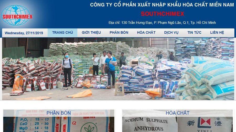 Lý do cổ phiếu Cty XNK Hóa chất Miền Nam được định giá lên tới 253.300 đồng