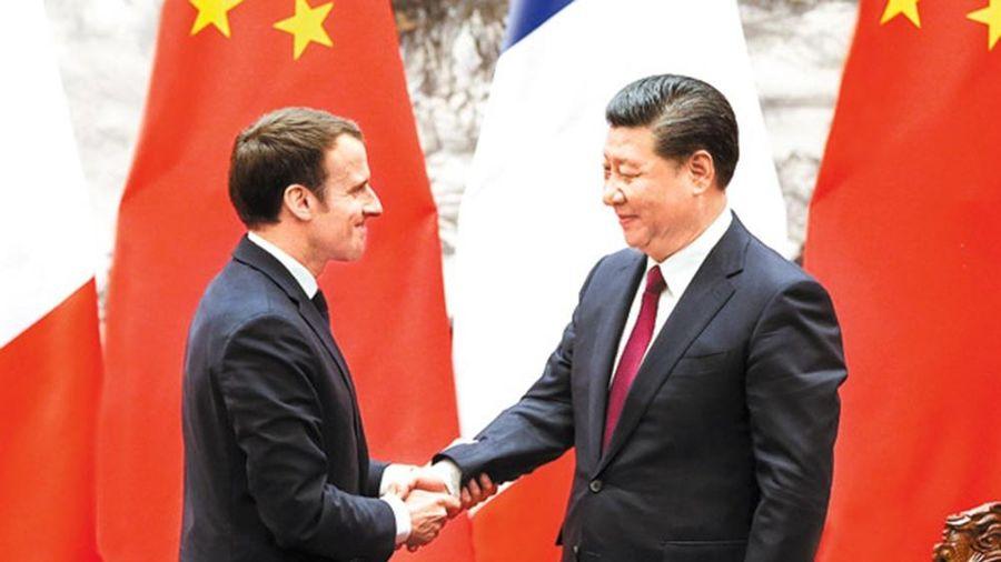 Giữa căng thẳng thương chiến với Mỹ, Trung Quốc chuyển hướng sang châu Âu