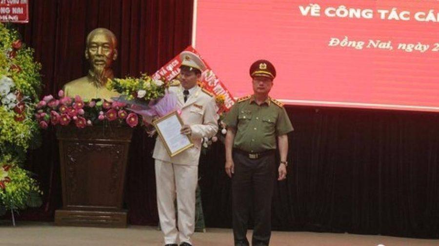 Tân Giám đốc Công an tỉnh Đồng Nai là ai?