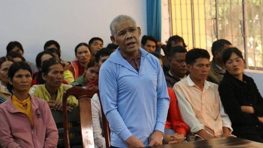 Người cha giết đứa con nghịch tử lĩnh án 8 năm tù
