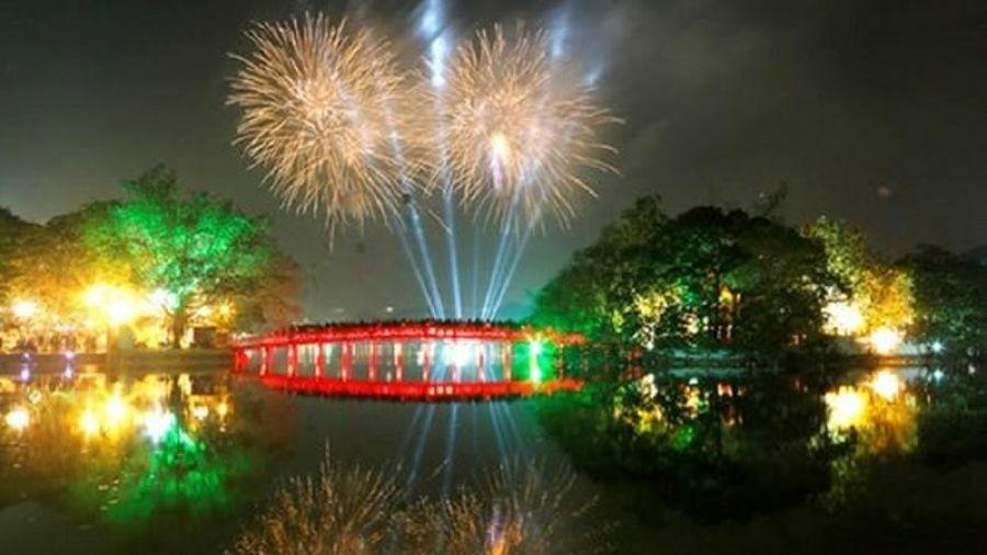 Hà Nội sẽ bắn pháo hoa tại tất cả 30 quận, huyện đêm giao thừa Tết Canh Tý 2020