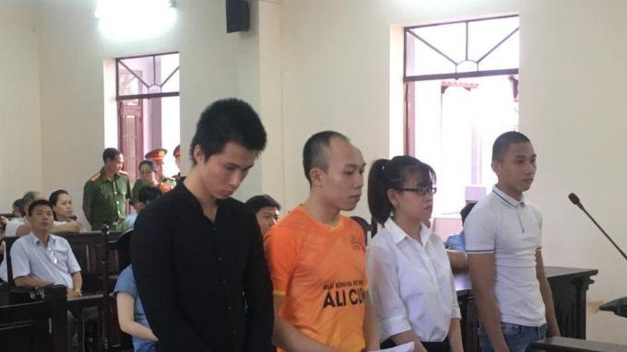 Xét xử 4 nhân viên địa ốc Alibaba phá hoại xe của đoàn cưỡng chế
