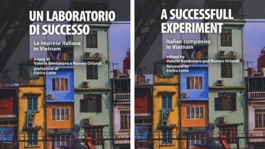 Ra mắt cuốn sách về các doanh nghiệp Italy thành công tại Việt Nam