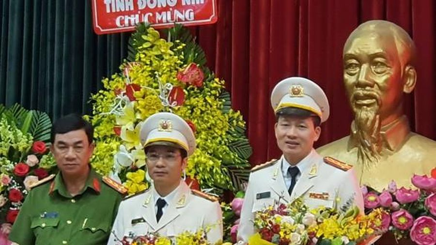 Bổ nhiệm Đại tá Vũ Hồng Văn làm Giám đốc Công an Đồng Nai