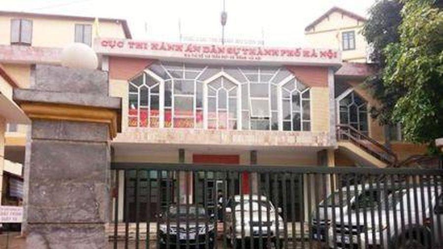 138,5 tỷ đồng đầu tư Dự án Trụ sở Cục Thi hành án dân sự TP. Hà Nội