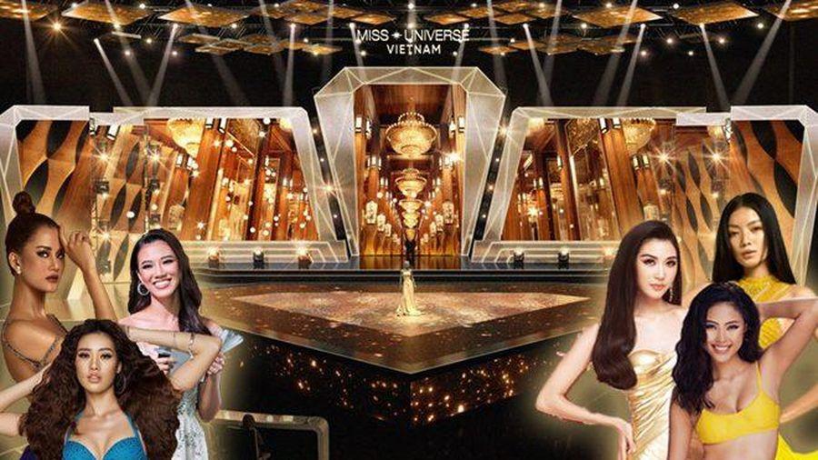 Lộ diện sân khấu Miss Universe Vietnam 2019 siêu hoành tráng: Sàn catwalk dài 'kỷ lục' 60m