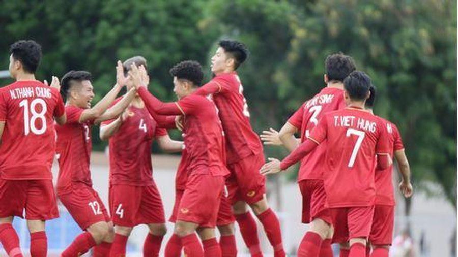 Bảng xếp hạng bóng đá nam SEA Games:Thái Lan đối diện nguy cơ sớm chia tay giải đấu sau vòng đấu bảng
