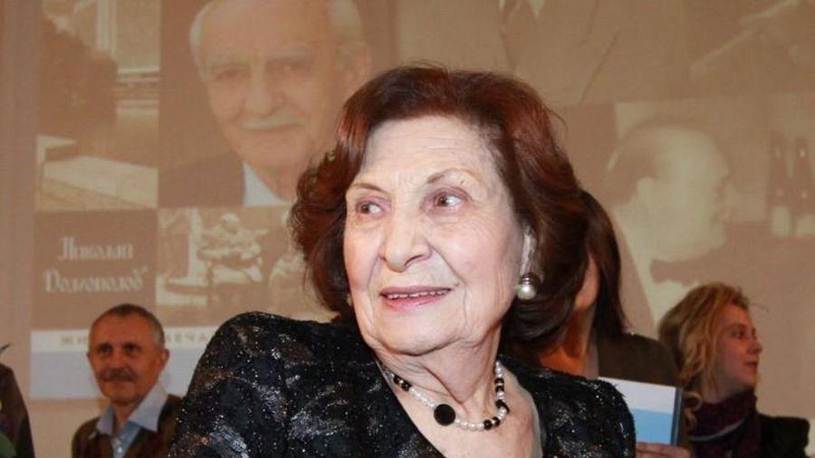 Nữ điệp viên huyền thoại của Liên Xô qua đời